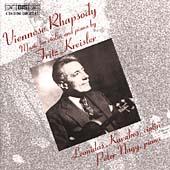 レオニダス・カヴァコス/Kreisler: Violin and Piano Works [BISCD1196]
