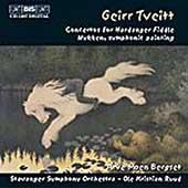 Tveitt: Hardanger Fiddle Concertos 1 and 2 etc / Bergset et al