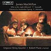 MacMillan: Why is this Night Different etc / Plane, Emperor