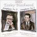 Blackwood: Symphonies 5 & 1 / Munch, DePreist