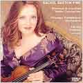 Brahms, Joachim: Violin Concertos / Rachel Barton