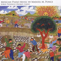 MEXICAN PIANO MUSIC:PONCE:LEGENDE/ETC:JORGE FEDERICO OSORIO(p)