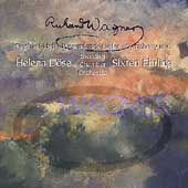 Wagner: Siegried Idyll, Wesendonk Lieder, Symphony