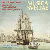 Solo Concertos / Andrew Manze, Concerto Copenhagen