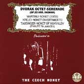 Dvorak, Martinu, Krejci, Tausinger / Czech Nonet