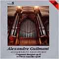 Guilmant: Ausgewahlte Orgelwerke Vol 8 / Johan Hermans