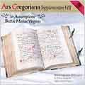 Ars Gregoriana - Supplementum VIII