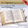 Ars Gregoriana - Supplementum VIIII