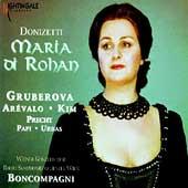 Donizetti: Maria di Rohan / Boncompagni, Gruberova, et al