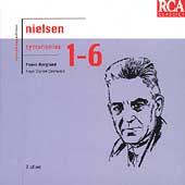 Nielsen: Symphonies no 1-6 / Paavo Berglund, et al