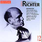 Sviatoslav Richter Edition Vol 2 - Beethoven: Sonatas, etc