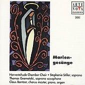 Marien-gesaenge -Ave, Dulcissima Maria, Magnificat, Ave Maria Zart, etc
