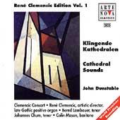 Rene Clemencic Edition Vol 1 - Dunstable / Clemencic, et al