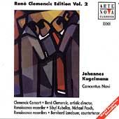 Rene Clemencic Edition Vol 2 - Johannes Kugelmann