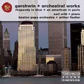 Gershwin and Popular Works - Rhapsody in Blue, An American in Paris, etc