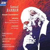 Barber: Piano Concerto, etc / Joselson, Schenck, London SO