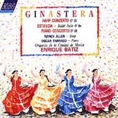 Ginastera: Harp Concerto, Estancia, etc / Batiz, Allen et al