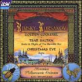 Rimsky-Korsakov: Golden Cockerel, Tsar Sultan / Tjeknavorian