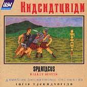 Khachaturian: Spartacus Ballet Suites / Loris Tjeknavorian(cond), Armenian Philharmonic