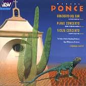 Ponce: 3 Concertos / Batiz, Moreno, Osorio, Szeryng