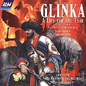 Glinka: Life for the Tsar -Overture & Suite, Two Spanish Overtures, etc / Loris Tjeknavorian(cond), Armenian Philharmonic