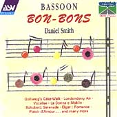 Bassoon Bon-Bons / Daniel Smith, Stratta, Royal PO