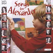 Songs for Alexander / Cairns, Galway, Glennie, Harle, et al