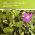 HANDEL:CONCERTI GROSSI OP.3:CONCERTO NO.1-6:GEORGE MALCOLM(cond)/NORTHERN SINFONIA OF ENGLAND