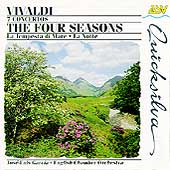 Vivaldi: The Four Seasons, etc / Garcia, English CO