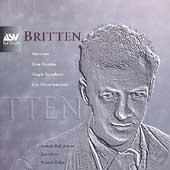 Platinum - Britten: Simple Symphony, Nocturne, etc / Hickox