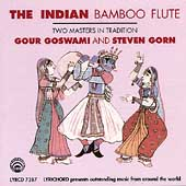 The Indian Bamboo Flute