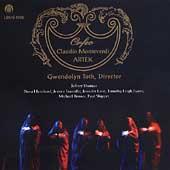 Monteverdi: Orfeo / Gwendolyn Toth, Artek, Thomas, et al