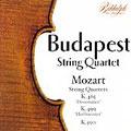 Mozart: String Quartets No.19, No.20, No.23