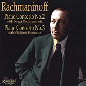 Rachmaninoff: Piano Concertos no 2 & 3 / Rachmaninoff, et al