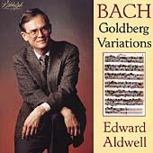 Bach: Goldberg Variations / Edward Aldwell