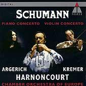Schumann: Piano & Violin Concertos / Argerich, Kremer