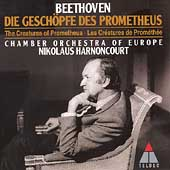 Beethoven: The Creatures of Prometheus / Harnoncourt