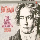 Beethoven: The Early String Quartets / Vermeer Quartet