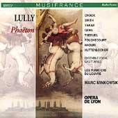 Lully: Phaeton / Minkowski, Les Musiciens du Louvre
