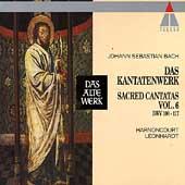 Bach: Sacred Cantatas Vol 6 / Harnoncourt, Leonhardt