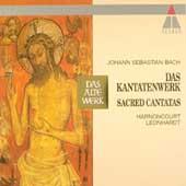 Bach: Das Kantatenwerk / Harnoncourt, Leonhardt