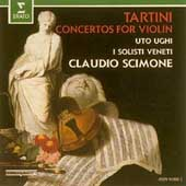 Tartini: Concertos for Violin / Ughi, Scimone