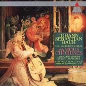 Bach: Famous Choruses / Leonhardt, Harnoncourt