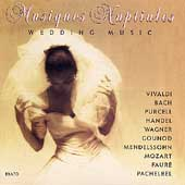 Wedding Music - Vivaldi, Bach, Purcell, Handel, Wagner, etc