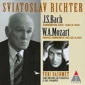 Bach, Mozart: Piano Concertos / Richter, Bashmet