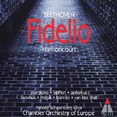 Beethoven: Fidelio / Harnoncourt, Margiono, Seiffert, et al