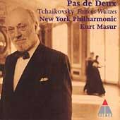 Pas de Deux - Tchaikovsky: Famous Waltzes / Masur, New York