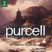 Purcell: The Tempest / Gardiner, Monteverdi Orchestra