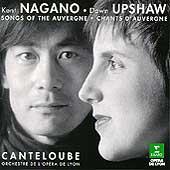 Canteloube: Chants d'Auvergne / Upshaw, Nagano