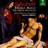 Schubert: Stabat Mater, Offertorium, Magnificat / Corboz et al